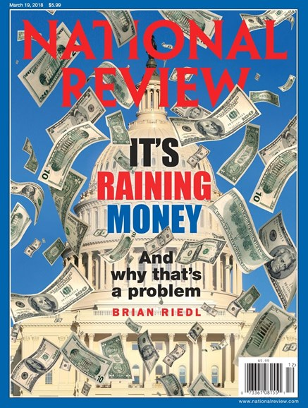 National Review Cover - 3/19/2018