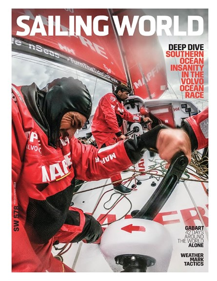 Sailing World Cover - 3/1/2018