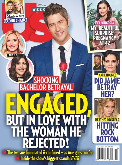 Us Weekly Cover - 3/12/2018
