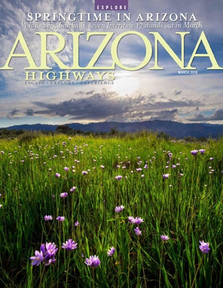 Arizona Highways Cover - 3/1/2018