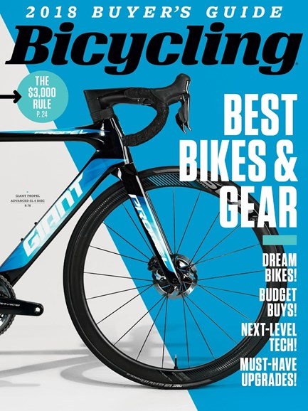 Bicycling Cover - 4/1/2018