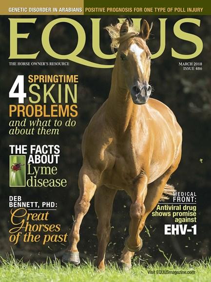 Equus Cover - 3/1/2018