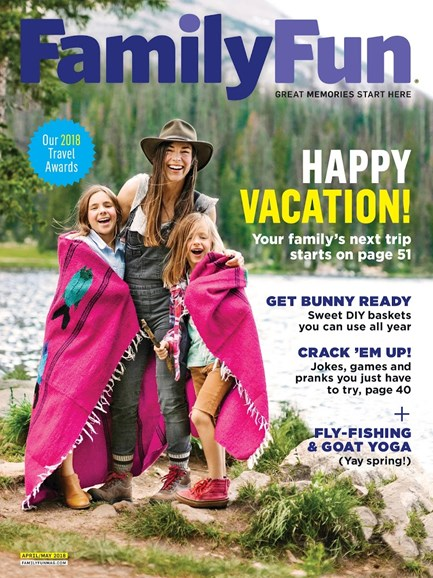 Family Fun Cover - 4/1/2018