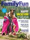 Family Fun Magazine | 4/1/2018 Cover