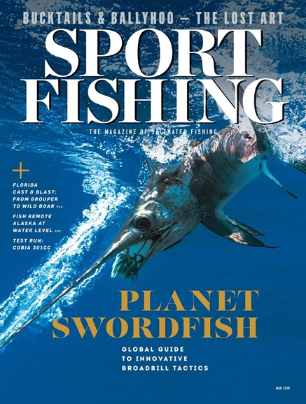 Sport Fishing Cover - 3/1/2018