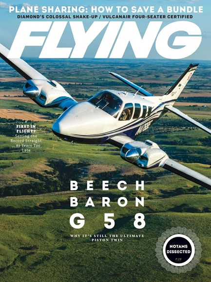 Flying Cover - 3/1/2018