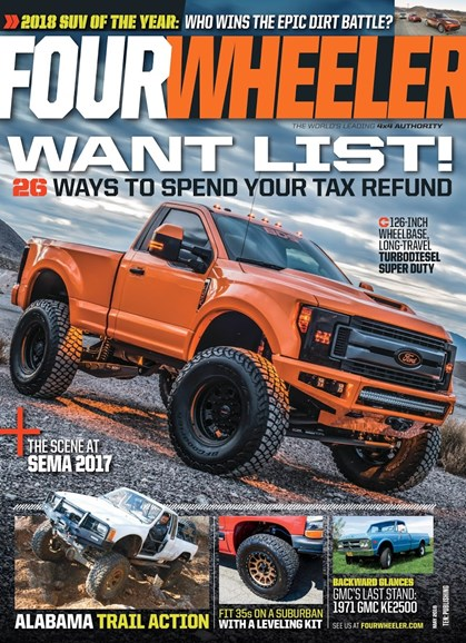 Four Wheeler Cover - 5/1/2018