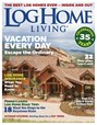 Log Home Living Magazine | 4/2018 Cover