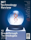 MIT Technology Review Magazine 3/1/2018