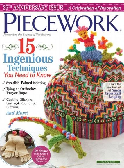 Piecework Cover - 3/1/2018