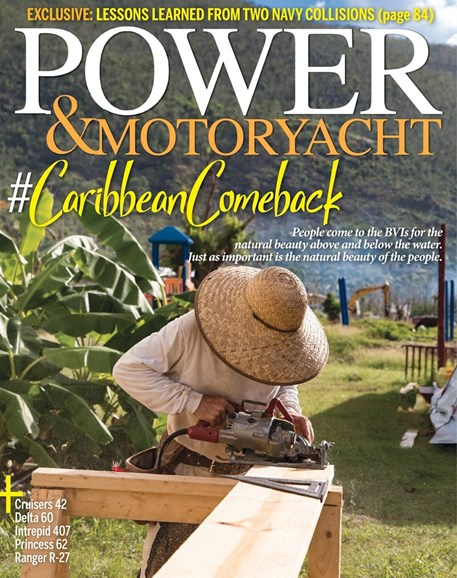 Power & Motoryacht Cover - 3/1/2018