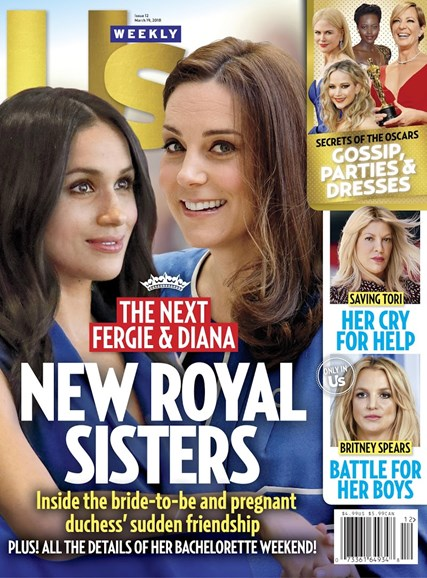 Us Weekly Cover - 3/19/2018
