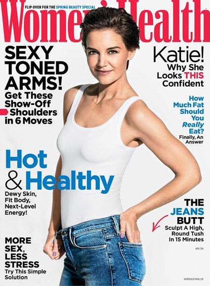 Women's Health Cover - 4/1/2018