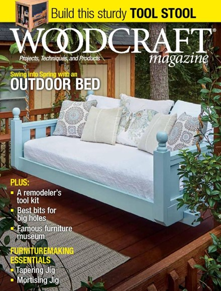 Woodcraft Cover - 4/1/2018
