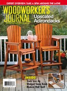 Woodworker's Journal Magazine 4/1/2018