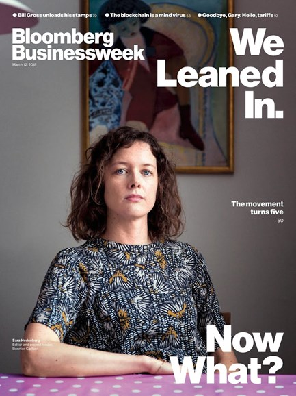 Bloomberg Businessweek Cover - 3/12/2018