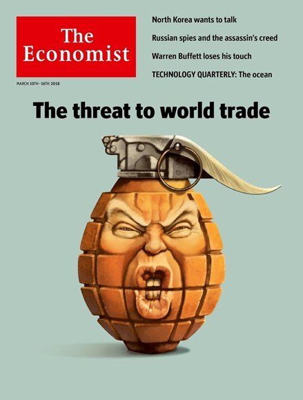 The Economist Cover - 3/10/2018