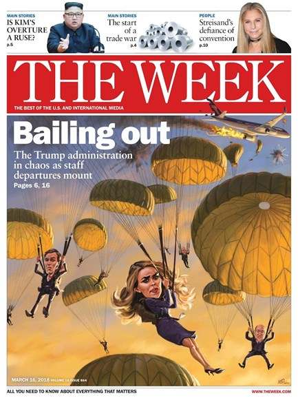 The Week Cover - 3/16/2018