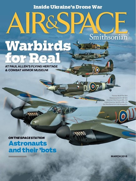 Air & Space Cover - 3/1/2018