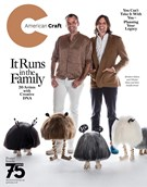 American Craft Magazine 4/1/2018