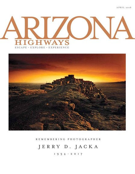 Arizona Highways Cover - 4/1/2018