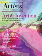 Artists Magazine 5/1/2018
