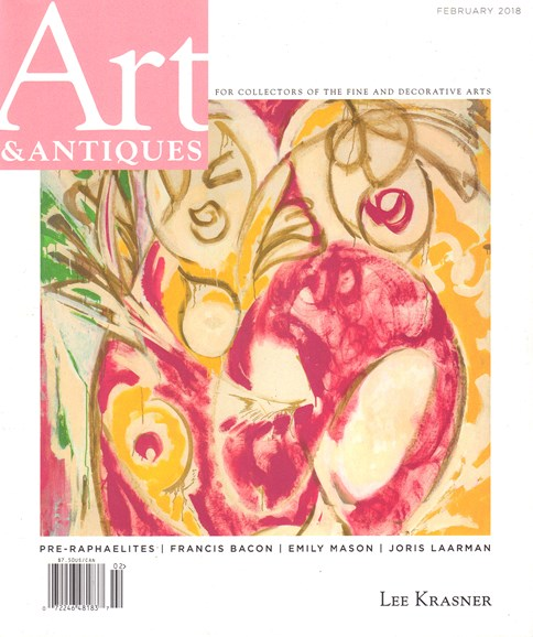 Art & Antiques Cover - 2/1/2018