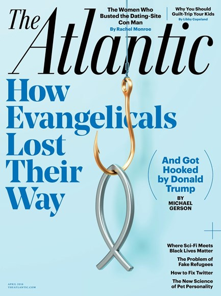 The Atlantic Cover - 4/1/2018