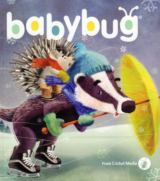 Babybug Cover - 1/1/2018