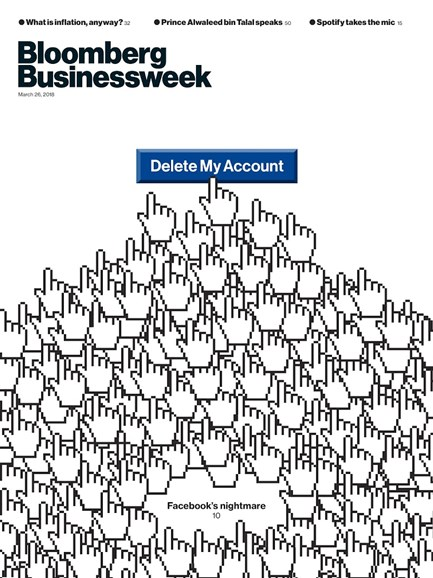 Bloomberg Businessweek Cover - 3/26/2018
