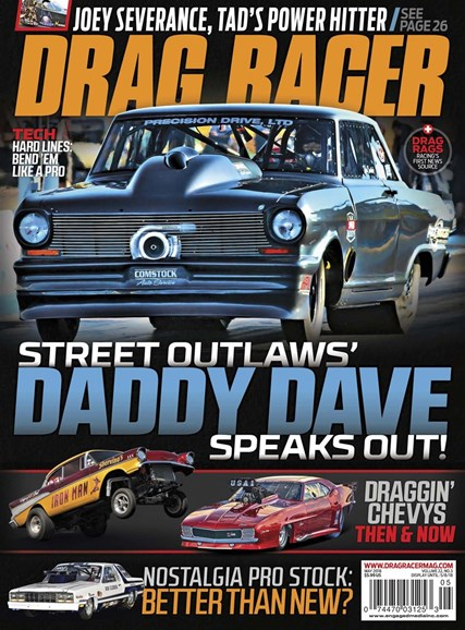 Drag Racer Cover - 5/1/2018
