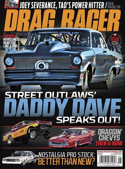 Drag Racer Cover - 5/1/2018