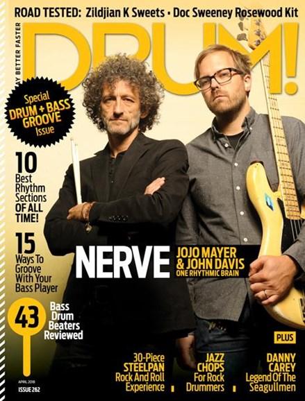 Drum! Cover - 4/1/2018