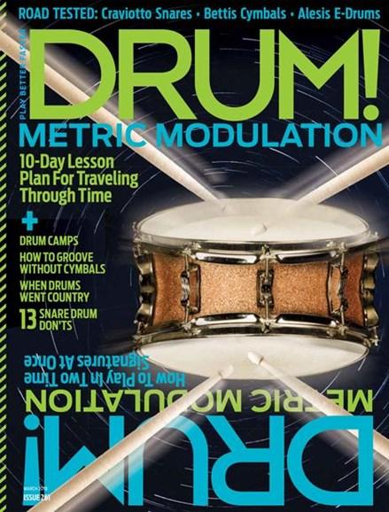 Drum! Cover - 3/1/2018
