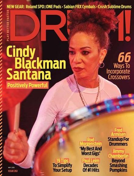 Drum! Cover - 5/1/2018