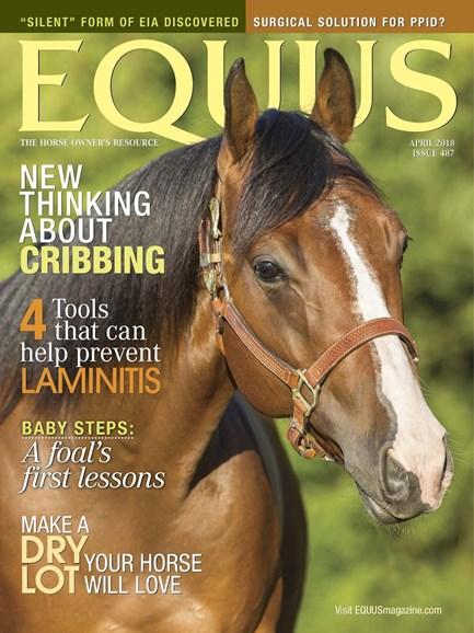 Equus Cover - 4/1/2018