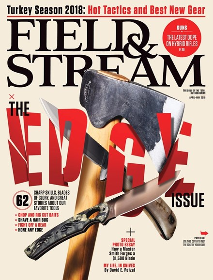 Field & Stream Cover - 4/1/2018