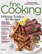 Fine Cooking Magazine 4/1/2018