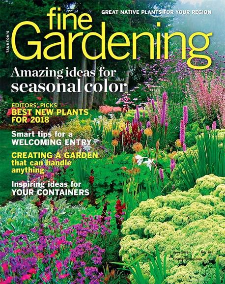 Fine Gardening Cover - 6/1/2018