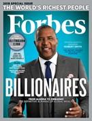 Forbes Magazine 3/31/2018