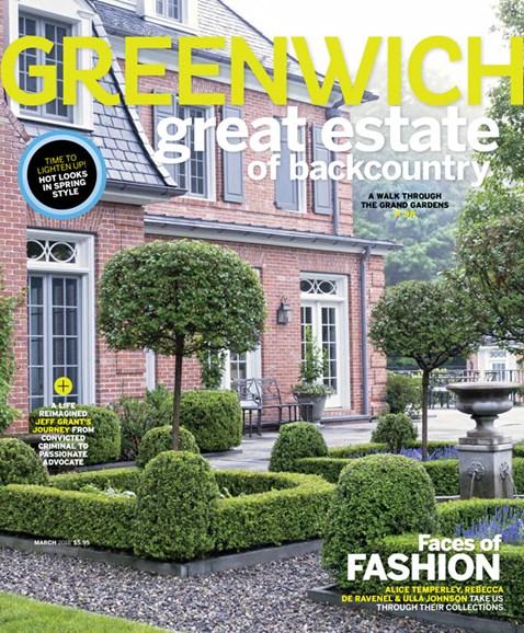 Greenwich Cover - 3/1/2018