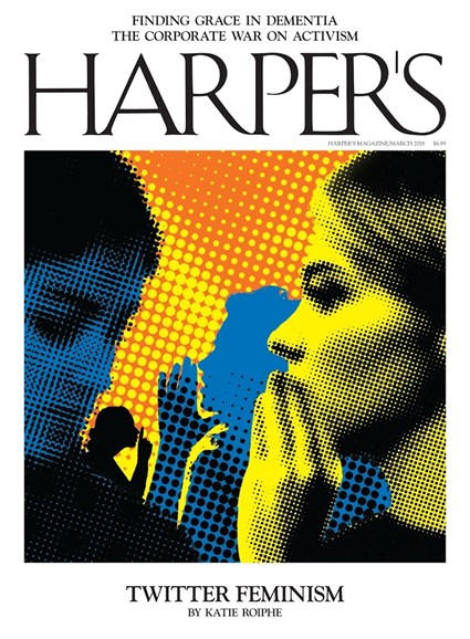 Harper's Cover - 3/1/2018