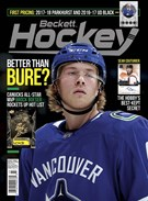 Beckett Hockey Magazine 3/1/2018