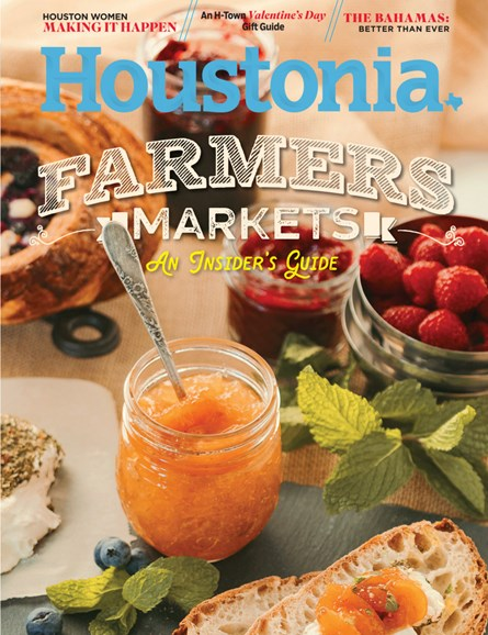 Houstonia Cover - 2/1/2018