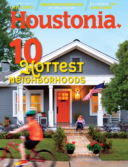 Houstonia Cover - 3/1/2018