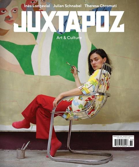 Juxtapoz Cover - 3/1/2018