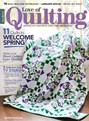 Fons & Porter's Love of Quilting | 3/2018 Cover