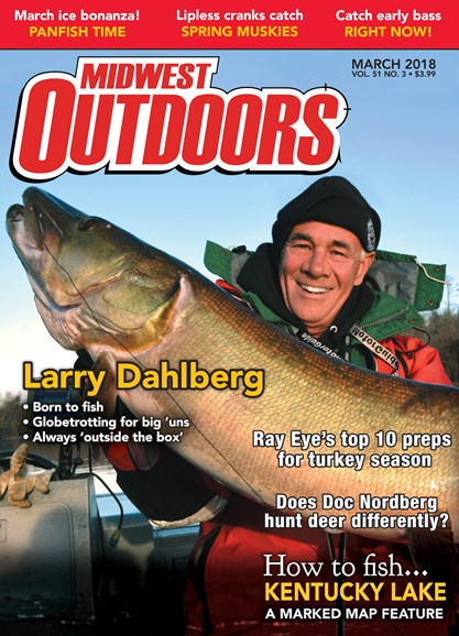 Midwest Outdoors Cover - 3/1/2018