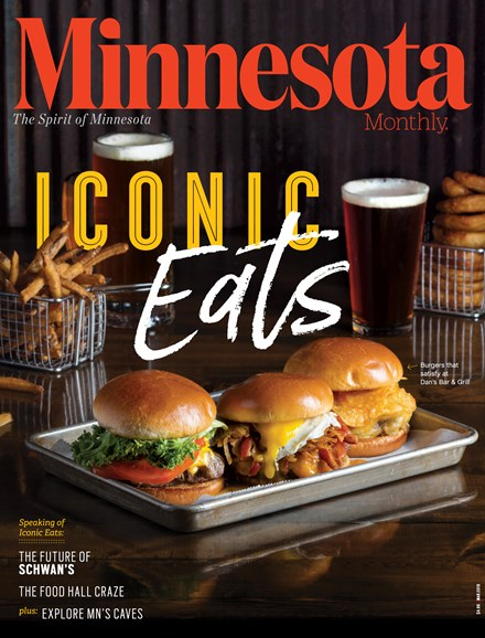 Minnesota Monthly Cover - 3/1/2018
