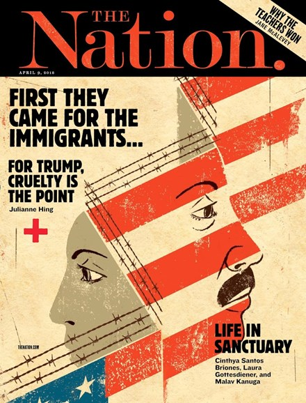 The Nation Cover - 4/9/2018